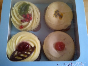 With my luck, George Osbourne will be levelling a cupcake tax next....